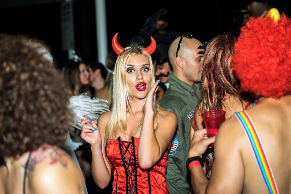 SupremeScene.Miami Halloween Miami 2015 – Photo Gallery Just Published!